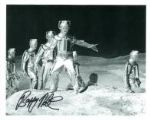 Barry Noble (Cyberman, Dr Who) - Genuine Signed Autograph 7358